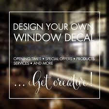 100 Custom Window Decals For Trucks Sticker Stickers Design Your Own