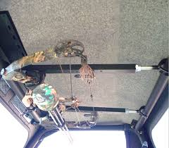 QuickDraw Overhead Bow Rack | Great Day Inc. Quickdraw Overhead Bow Rack For Jeep Wrangler Great Day Inc Quickneasy Unistrut Roof Ih8mud Forum How To Strap A Canoe Or Kayak Chevy Truck Back Of Seat Mount Kit Ar Rifle Mount Gear Us American Built Racks Offering Standard And Heavy 10 Best Atv Gun Reviewed Rated In 2018 Thegearhunt Selecting The Right Job Discount Ramps Advantage Bedrack Bike 4 Bicycles Pick Up Rod Holder Gmc Trucks Install Center Lok Bdown Multiple Kayaks On Roof Message Boards