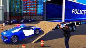 Police Plane Transporter Game - Android Gameplay HD Video - YouTube