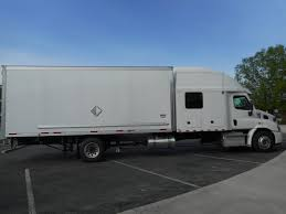 100 Expediter Trucks 2019 New Freightliner Cascadia CA113DC At Premier Truck Group Serving USA Canada TX IID 19509540