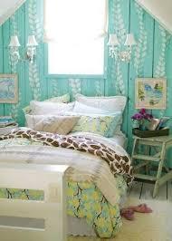 wandfarbe türkis 42 tolle bilder vintage schlafzimmer