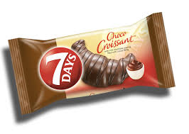 7DAYS Choco Croissant CHOOSE YOUR FLAVOR Cocoa 60g 80g