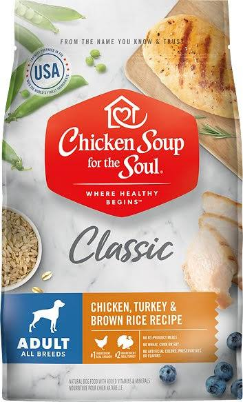 Chicken Soup for The Soul - Adult Dry Dog Food - 5 lbs.