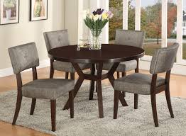 Kayla 5pc Round Dining Table Set NEW  Trisha Yearwood Home Music City Hello Im Gone Ding Room Table Grey Griffin Cutback Upholstered Chair Along With Dark Wood Amazoncom Formal Luxurious 5pc Set Antique Silver Finish Tribeca Round And 2 Upholstered Side Chairs American Haddie Light Tone 4 Value Hooker Fniture Corsica Rectangle Pedestal Matisse With W Ladder Back By Paula Deen Vienna Merlot Kayla New