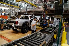 US Industrial Production Ticks Up 0.1 Percent In October | Don't ... Ford Begins Retooling Dearborn Truck Plant For 2015 F150 Tour Photo Image Gallery Video Inside Fords Resigned Truck Plant To See How The F Meet Woman In Charge Of Building Bestselling Pickup Production At Video 2019 A Decade Sustainability Tnw Companion Descriptions Ieee Icps 2017 Celebrates Reopening Michigan Radio 100 Years Building Cars And Wealth Rouge Manufacturing Media Center Facing Complete Shutdown Production After Fire