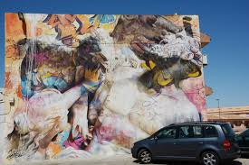 Famous Spanish Mural Artists by Los Alcázares In Murcia Spain U2013 Murals By The Mediterranean