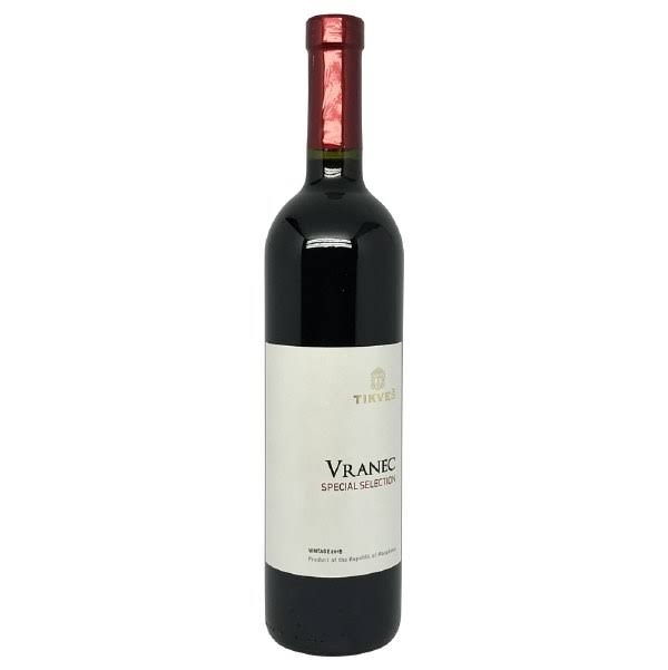 Tikves Vranec Special Selection - 750ml