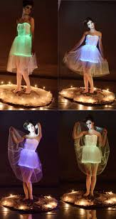 Fiber Optic Pumpkin For Sale by New Fashion Design Glow In The Dark Party Dresses For