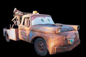 100 Tow Truck From Cars Mater Fan Built 1963 Ford
