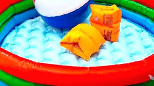 Walmart Pool Clearance Slide Reduced Plastic Pools For Toddlers Kiddie With Hard Blow