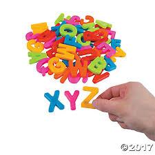 Magnetic Letters Uppercase Letter Set