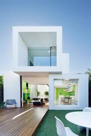 100 A Modern House Exterior Colors 11 White S From Round The World