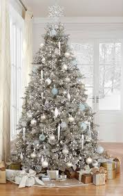 Rhcom Tree With Pink Blackgold Ornaments White Black Christmas Ornament