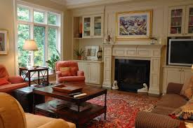 Excellent Family Room Furniture Ideas 25 Living With Fireplace And Tv On Different Walls Focal Point Grey White Designs Above