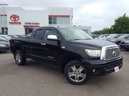 Pre-Owned 2010 Toyota Tundra 4WD Truck Ltd Double Cab In Boston ...
