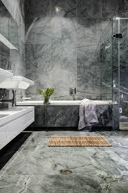 luxuriöses badezimmer mit grauen bild kaufen 11230356