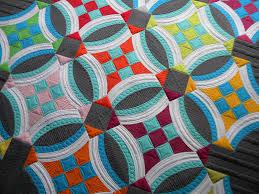 Sew Kind Wonderful Urban Nine Patch Quilt