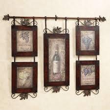 Wine Bottle Cork Holder Wall Decor by Wine Decor Kitchen Accessories Kitchen Decor Design Ideas