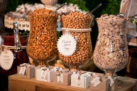 Mexican Candies For American Wedding Dessert Table