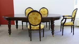 tisch esstisch mahagoni louis stil länge 250 cm ausstellungsstück gebraucht