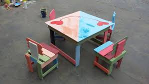 Furniture Colorful Kids Chairs