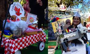 Tompkins Square Halloween Dog Parade by Halloween Happenings In The Village