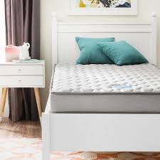 Walmart Bed In A Box by Linenspa 6 Inch Innerspring Mattress In A Box Multiple Sizes
