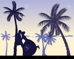 Creative Beach Wedding Clip Art