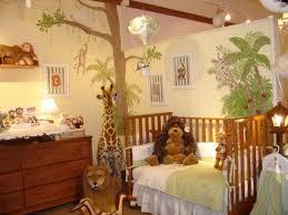 chambre de b b jungle deco chambre bebe theme jungle deco maison moderne