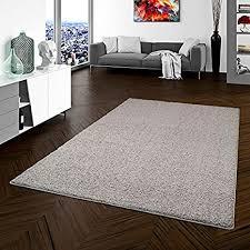 prestige teppich hochflor shaggy grau in 22 größen größe 160x200 cm