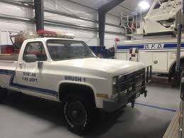 100 Bricks Truck Sales 1986 Chevrolet K30 Brush For Sale SConFIREcom