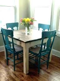 Chalk Paint Table Ideas Dining Room
