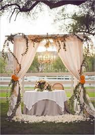 Beautiful Country Wedding Table Ideas