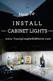 cabinet lighting led best led cabinet lighting