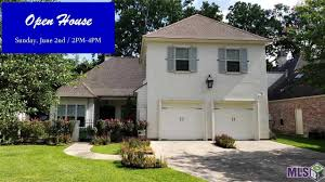 100 Open Houses Baton Rouge 8021 Old Normandie Dr LA Coldwell Banker