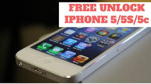 Unlock iphone 5 free 2017 free unlock iphone 5s 5c 5 5ee any