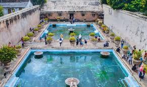 Objek Wisata Taman Sari Keraton Yogyakarta