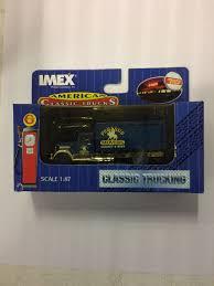 100 Peterbilt Trucks For Sale On Ebay Imex 870032 187 HO HS Stake Truck Pegasus 761963700320 EBay