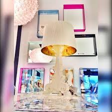 Kartell Bourgie Lamp Silver by Kartell Bahrain Kartellbahrain Instagram Photos And Videos