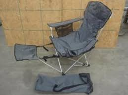 Camp Chair With Footrest by Folding Chair With Footrest Big Lots Bed U0026 Shower