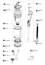 Dyson Dc40 Multi Floor Manual by Dyson Vacuum Diagram Google Search Evolo Pinterest
