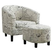 100 Accent Chairs With Arms And Ottoman Amazoncom Monarch Specialties Vintage French Fabric Chair