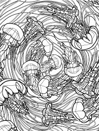 Beautiful Ocean Coloring Pages For Adults Free Printable Pic