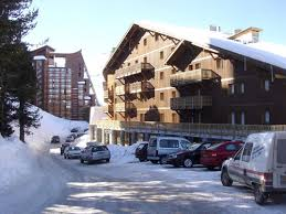 station de ski les arcs 2000 chalet altitude