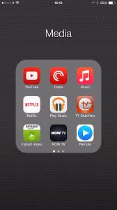 My iPhone 6 Plus Home Screen layout design and why it s this way