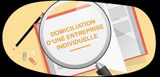 attestation domiciliation si e social quelle domiciliation d une entreprise individuelle