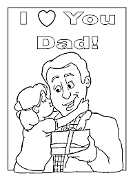 Download Fathers Day Coloring Pages 12 Print