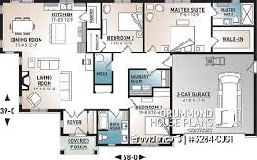 Blueprints House Best One Story House Plans And Ranch Style House Designs