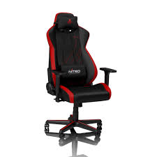 S300 EX Gaming Chair - Inferno Red - Nitro Concepts Nitro Concepts S300 Ex Gaming Chair Stealth Black Chair Akracing Core Redblack Conradcom Thunder X Gaming Chair 12 Black Red Arozzi Verona Pro V2 Premium Racing Style With High Backrest Recliner Swivel Tilt Rocker And Seat Height Adjustment Lumbar Akracing Series Blue Core Series Blackred Cougar Armour One Best 2019 Coolest Gadgets