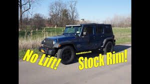 100 33 Inch Truck Tires Installing Inch On My Stock Jeep Wrangler Rim No Lift
